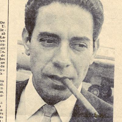 José O. Padrón, Nicaragua, 1965