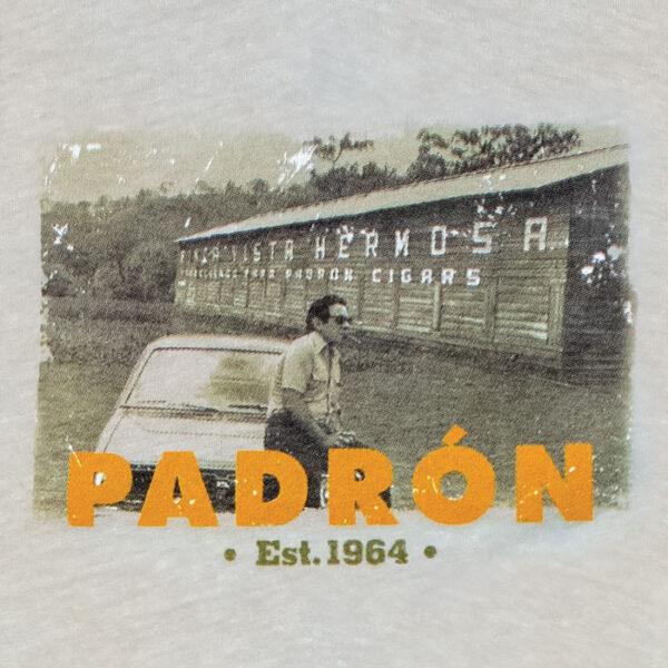 José O Padrón Vintage T Detail